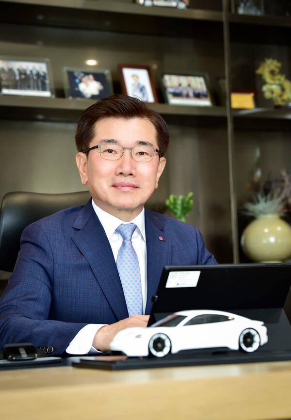 Jonghyun Kim, President of LG Energy Solutions [Photo: LG Energy Solutions]