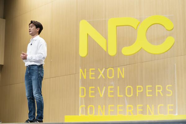 Daehwon Kim, Executive Vice President of New Development, Nexon Korea [Photo: Nexon]