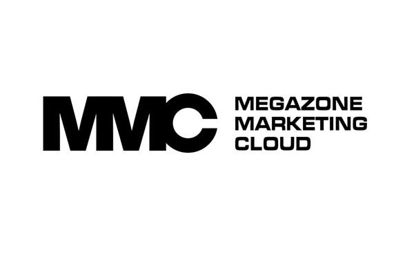 Megazone Marketing Cloud Logo.