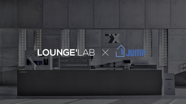 라운지랩-점프컴퍼니, 오프라인 공간에 로봇 서비스 확대 협력